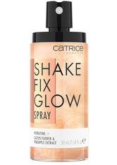 Catrice Foundation Shake Fix Glow Spray Gesichtsspray 50.0 ml