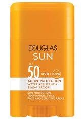 Douglas Collection Sonnenschutz Transparent Stick SPF 50 Sonnencreme 8.0 g