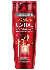 L´Oréal Paris Elvital Color Glanz 2in1 Haarshampoo 300.0 ml