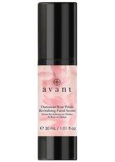 Avant Skincare Age Protect & UV  UV Damascan Rose Petals Revitalising Facial Serum Anti-Aging Pflege 30.0 ml