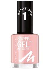 MANHATTAN - Manhattan Make-up Nägel Super Gel Nail Polish Nr. 225 Sweet Side 12 ml - NAGELLACK