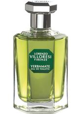 LORENZO VILLORESI - Lorenzo Villoresi Unisexdüfte Yerbamate Eau de Toilette Spray 100 ml - PARFUM