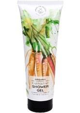 HANDS ON VEGGIES - Hands On Veggies Energizing Shower Gel Carrot & Coconut 150 ml - DUSCHEN & BADEN