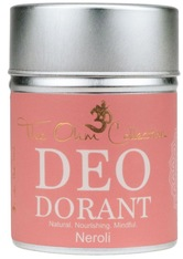 THE OHM COLLECTION - The Ohm Collection Produkte Deo Powder - Neroli 120g Deodorant 120.0 g - DEODORANTS