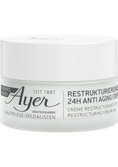 Ayer Radiance Énergie Resrtucturing 24h Anti Aging Cream 50 ml Gesichtscreme