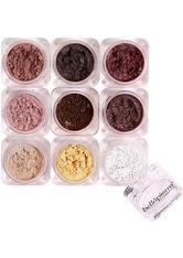 Bellápierre Cosmetics Make-up Augen 9 Stack Shimmer Powder Serenity 15,75 g