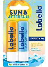 Labello Pflege Sun & Aftersun Sommer Set Lippenpflege 1.0 pieces
