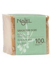 Najel Produkte Aleppo-Seife - 100% Olivenöl 170g Stückseife 170.0 g