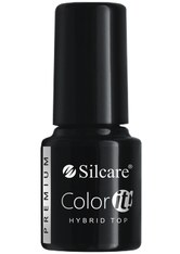 Silcare Base Coats & Top Coats Color It Premium UV Gel Poilsh Top Nagellack 6.0 g