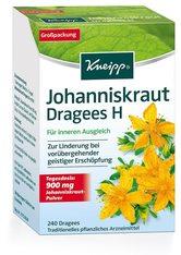 Kneipp Vitamine & Mineralstoffe Johanniskraut Dragees H Nahrungsergänzungsmittel 1.0 pieces