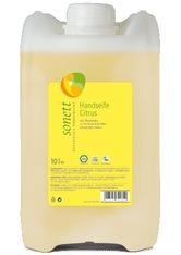 SONETT - Sonett Produkte Handseife - Citrus Kanister 10L Flüssigseife 10.0 l - SEIFE