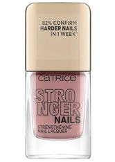 Catrice Stronger Nails Strengthening Nail Lacquer Nagellack  10.5 ml Tough Cookie