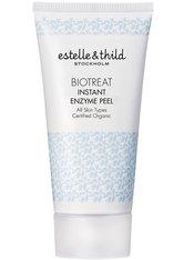 Estelle & Thild Reinigung BioTreat Instant Enzyme Peel Gesichtspeeling 50.0 ml