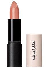 estelle & thild BioMineral Cream Lipstick Dusty Beige 4,5 g Lippenstift