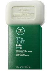 Paul Mitchell Tea Tree Body Bar (Teebaumöl Waschstück) 150g