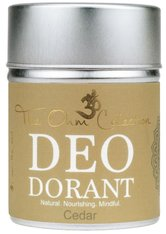 The Ohm Collection Produkte Deo Powder - Cedar 120g  120.0 g