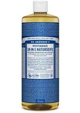 Dr. Bronner's Produkte Pfefferminze - 18in1 Naturseife 945ml Seife 945.0 ml