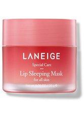 Laneige Produkte Laneige Lip Sleeping Mask Grapefruit Lippenbalm 20.0 g