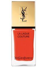 Yves Saint Laurent La Laque Couture (verschiedene Farbtöne) - 125 Orange Morning Chill