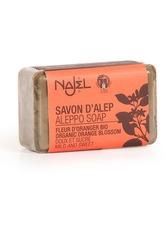 Najel Produkte Aleppo-Seife - Orange 100g Stückseife 100.0 g