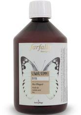 FARFALLA - Farfalla Produkte Farfalla Produkte Pflegeöl - Schwarzkümmel 500ml Körperöl 500.0 ml - Körpercreme & Öle