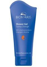 BIOMARIS Produkte BIOMARIS AromaThalasso Shower Gel Sunny Orange Duschgel 200.0 ml