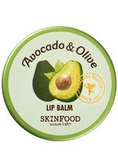 SKINFOOD Gesichtscreme Avocado & Olive Lip Balm Lippenbalm 12.0 g
