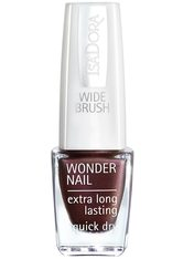 ISADORA - IsaDora Wonder Nail Wide Brush 6ml 20 UNDERGROUND - NAGELLACK