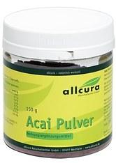 allcura Naturheilmittel Produkte allcura Acai Pulver Nahrungsergänzungsmittel 150.0 g