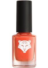 All Tigers Nail Laquer 195 Coral Orange 11 ml Nagellack