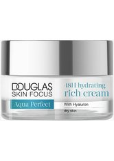Douglas Collection Skin Focus Aqua Perfect 48H hydrating rich cream Gesichtscreme 50.0 ml
