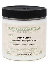 C.O. BIGELOW - C.O. Bigelow - Bergamot Body Cream, 236 Ml – Körpercreme - one size - KÖRPERCREME & ÖLE
