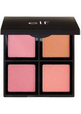 E.L.F. - e.l.f. Cosmetics Rouge e.l.f. Cosmetics Rouge Blush Palette Rouge 13.6 g - Rouge