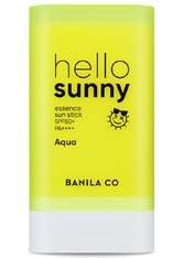 BANILA CO - BANILA CO - Hello Sunny Essence Sun Stick AQUA 20g - SONNENCREME
