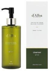d'Alba Produkte d'Alba Peptide No-Sebum Mild Gel Cleanser Gesichtsreinigung 300.0 ml