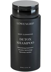 Löwengrip Shampoo & Conditioner Deep Cleansing - Detox Shampoo Haarshampoo 100.0 ml