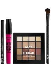 NYX Professional Makeup Ultimate Glam Eyes Look Augen Make-up Set 1 Stk No_Color