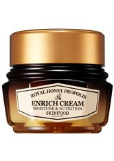 SKINFOOD Gesichtscreme Royal Honey Propolis Enrich Cream Gesichtscreme 63.0 ml
