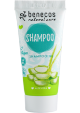 BENECOS - benecos Produkte Aloe Vera - Shampoo 30ml Haarshampoo 30.0 ml - SHAMPOO & CONDITIONER