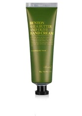 Benton Produkte Benton Shea Butter & Olive Hand Cream Creme 50.0 g