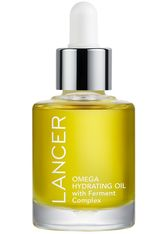 Lancer - Omega Hydrating Oil With Ferment Complex, 30 Ml - Gesichtsöl - one size