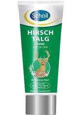 Scholl Fußcremes & -bäder Hirschtalg Creme Fusspflege 100.0 ml