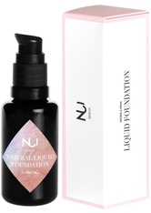 NUI COSMETICS - Nui Cosmetics Produkte Natural Liquid Foundation - MATAO 30ml Foundation 30.0 ml - Foundation