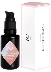NUI COSMETICS - Nui Cosmetics Produkte Natural Liquid Foundation - MATAO 30ml Foundation 30.0 ml - FOUNDATION