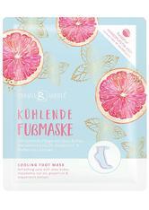 Chiara Ambra Produkte Kühlende Fußmaske Fusspflege 1.0 pieces