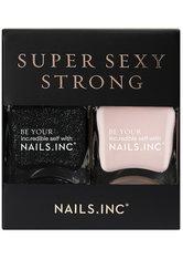 Nails inc Sets & Geschenkideen SUPER SEXY STRONG Nagellack 14.0 ml