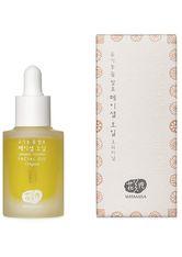 WHAMISA - WHAMISA Produkte Organic Flowers Facial Oil 26ml Gesichtsöl 26.0 ml - GESICHTSÖL