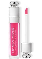 DIOR - DIOR Lipgloss Christian Dior  ADDICT LIP MAXIMIZER Maximale Feuchtigkeit &amp sofort mehr Volumen mit langem Halt 6 ml - LIPGLOSS