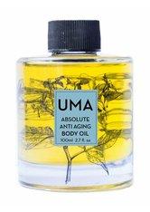 UMA - Uma Oils Produkte Absolute Anti Aging Body Oil Körperöl 100.0 ml - KÖRPERCREME & ÖLE