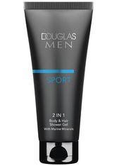 Douglas Collection Körperpflege 2 IN 1 Body & Hair Shower Gel Duschgel 200.0 ml